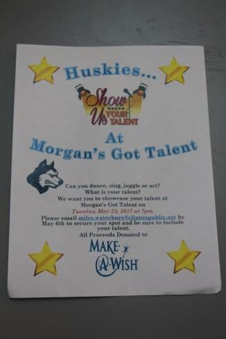 Morgan's Got Talent