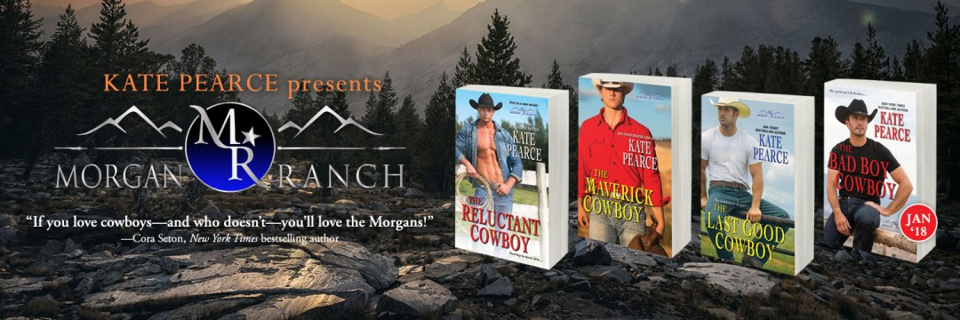 Kate Pearce presents: Morgan Ranch