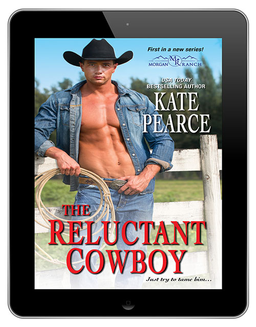 The Reluctant Cowboy Ebook