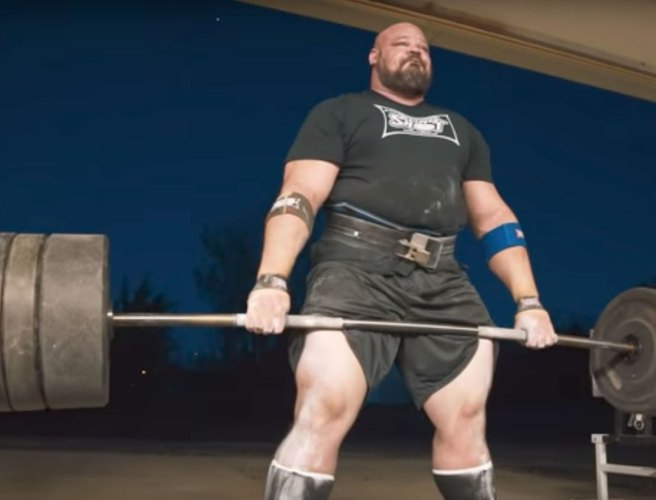 CrossFit Shoe Reviews - Brian Shaw