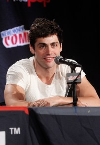 "SHADOWHUNTERS - The cast and creators of ABC Family's ""Shadowhunters"" appear at New York Comic-Con on October 10, 2015 to discuss the new series. ""Shadowhunters"" premieres Tuesday, Jan. 12 at 9 p.m. ET on ABC Family. (ABC Family/Lou Rocco) MATTHEW DADDARIO"