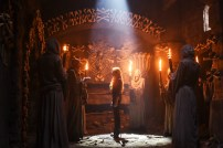 """SHADOWHUNTERS - """"The Descent Into Hell is Easy"""" - Clary's memories may be the key to finding her mother and The Mortal Cup in """"The Descent Into Hell is Easy,"""" an all-new episode of """"Shadowhunters,"""" airing Tuesday, January 19th at 9:00 – 10:00 p.m., EST/PST on Freeform, the new name for ABC Family. ABC Family is becoming Freeform on January 12, 2016. (ABC Family/John Medland) STEPHEN HART, KATHERINE MCNAMARA"""