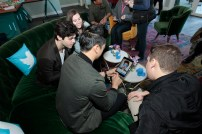 FREEFORM - ABC Family Becomes Freeform today and Celebrates with a daylong multi-platform social event where fans can interact with musical artists, visual artists and talent. (Freeform/Rick Rowell) HARRY SHUM JR., MATTHEW DADDARIO