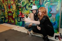 FREEFORM - ABC Family Becomes Freeform today and Celebrates with a daylong multi-platform social event where fans can interact with musical artists, visual artists and talent. (Freeform/Rick Rowell) EMERAUDE TOUBIA, KATHERINE MCNAMARA