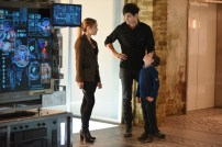 """SHADOWHUNTERS - """"Bad Blood"""" - Alec and Clary are forced to make some hard decisions in """"Bad Blood,"""" an all-new episode of """"Shadowhunters,"""" airing Tuesday, March 1st at 9:00 – 10:00 p.m., EST/PST on Freeform, the new name for ABC Family. (Freeform/John Medland) STEPHANIE BENNETT, MATTHEW DADDARIO, JACK FULTON"""