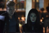 """SHADOWHUNTERS - """"Rise Up"""" - With the Institute on high alert, Jace, Clary and Isabelle are forced into taking drastic actions in """"Rise Up,"""" an all-new episode of """"Shadowhunters,"""" airing Tuesday, March 8th at 9:00-10:00 p.m., EST/PST on Freeform, the new name for ABC Family. - With the Institute on high alert, Jace, Clary and Isabelle are forced into taking drastic actions. (Freeform/John Medland) DOMINIC SHERWOOD, EMERAUDE TOUBIA"""