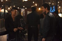 """SHADOWHUNTERS - """"Iron Sisters"""" - Clary and Isabelle head to The Citadel looking for answers in """"Iron Sisters,"""" an all new episode of """"Shadowhunters,"""" airing MONDAY, FEBRUARY 6 (8:00 – 9:00 PM EDT) on Freeform. (Freeform/John Medland) HARRY SHUM JR., MATTHEW DADDARIO"""