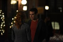 "SHADOWHUNTERS - ""Love Is a Devil"" - Max's Rune Ceremony brings everyone's fears to the forefront in ""Love Is a Devil,"" an all-new episode of ""Shadowhunters,"" airing MONDAY, FEBRUARY 20 (8:00 - 9:00 p.m. EST), on Freeform. (Freeform/John Medland) ALBERTO ROSENDE"