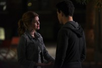 "SHADOWHUNTERS - ""Love Is a Devil"" - Max's Rune Ceremony brings everyone's fears to the forefront in ""Love Is a Devil,"" an all-new episode of ""Shadowhunters,"" airing MONDAY, FEBRUARY 20 (8:00 - 9:00 p.m. EST), on Freeform. (Freeform/John Medland) KATHERINE MCNAMARA"