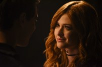 """SHADOWHUNTERS - """"Mea Maxima Culpa"""" - Everyone is dealing with the aftermath of the Soul Sword attack at the Institute in ÒMea Maxima Culpa,Ó the summer premiere of ÒShadowhunters,Ó airing MONDAY, JUNE 5 (8:00 - 9:00 PM EDT) on Freeform and on the Freeform app. (Freeform/John Medland) KATHERINE MCNAMARA"""