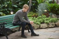 """SHADOWHUNTERS - """"You Are Not Your Own"""" - After several Shadowhunters are killed, The Institute turns to controversial methods to prevent a Downworlder uprising in ÒYou Are Not Your Own,Ó an all-new episode of ÒShadowhunters,Ó airing Monday, June 12 (8:00 - 9:00 PM EDT) on Freeform and on the Freeform app. (Freeform/John Medland) WILL TUDOR"""