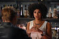 """SHADOWHUNTERS - """"Those of Demon Blood"""" - After several Shadowhunters are killed, The Institute turns to controversial methods to prevent a Downworlder uprising in ÒThose of Demon Blood,Ó an all-new episode of ÒShadowhuntersÓ airing Tuesday, June 19 (8:00 - 9:00 PM ET/PT). (Freeform/John Medland) DOMINIC SHERWOOD, ALISHA WAINWRIGHT"""