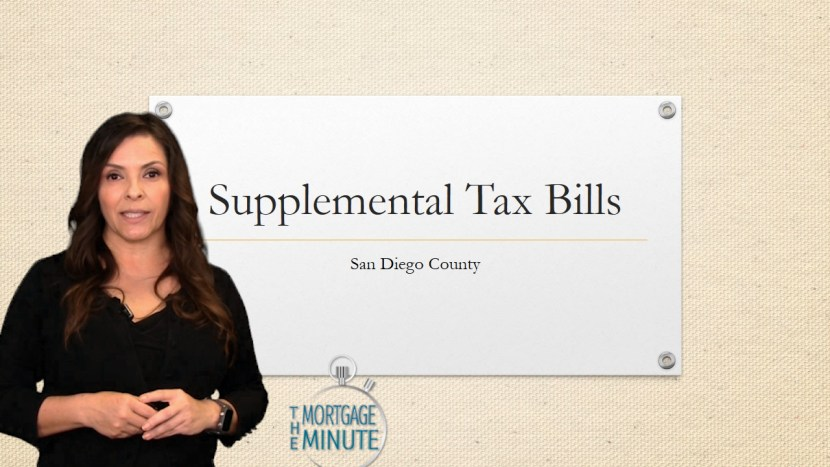 Supplemental Property Tax
