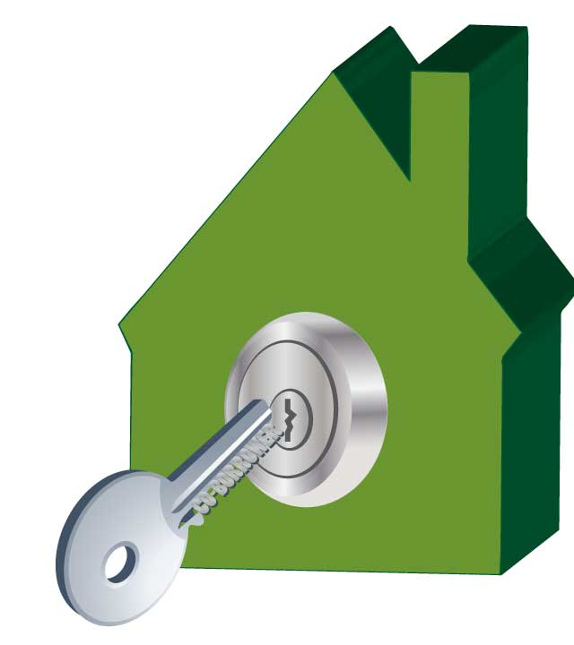 The key to home loan approval