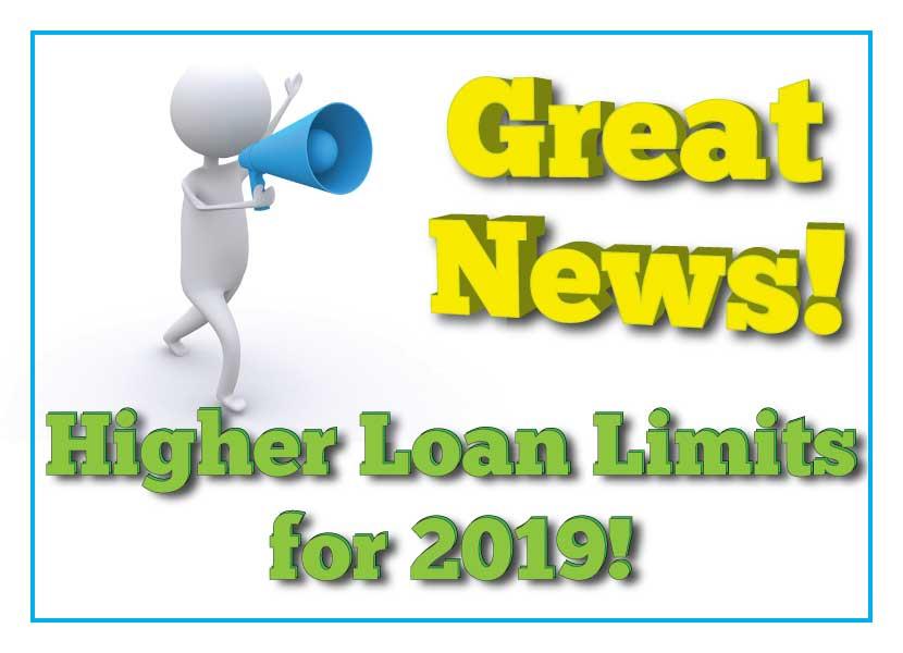 2019 Loan Limits Southern California