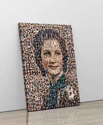 mosaic photo collage gift