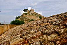 Xàtiva Castle, Spain