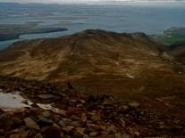 Mt Esja, Iceland