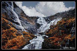 Kjosfossen, Norway
