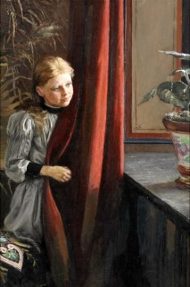 Fanny-Brate-Girl-at-the-Window