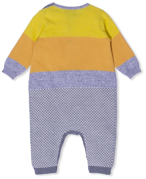 £47.75 Cotton Cashmere Playsuit