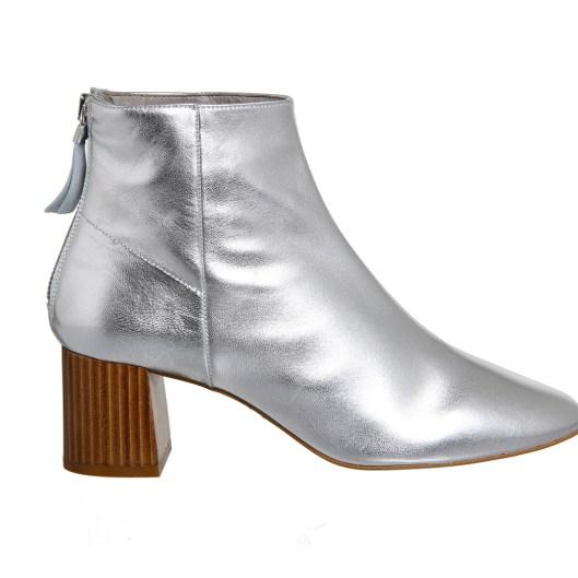 The Metallic boot £75 Office