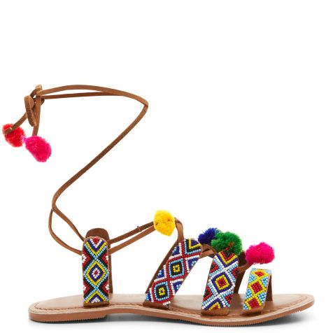 The Tie Up Sandal £22.99 New Look