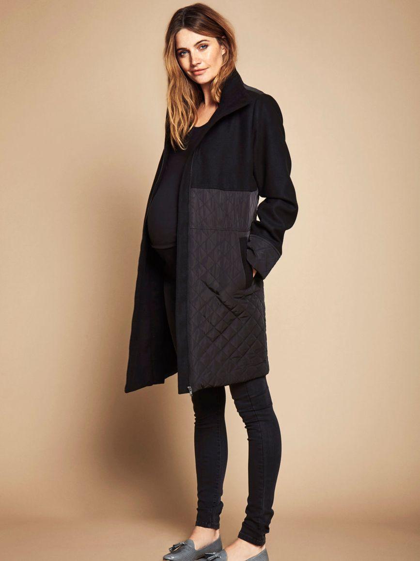Coat £90 + 50% off