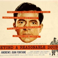 FilmStruck Friday: Beyond a Reasonable Doubt (1956)