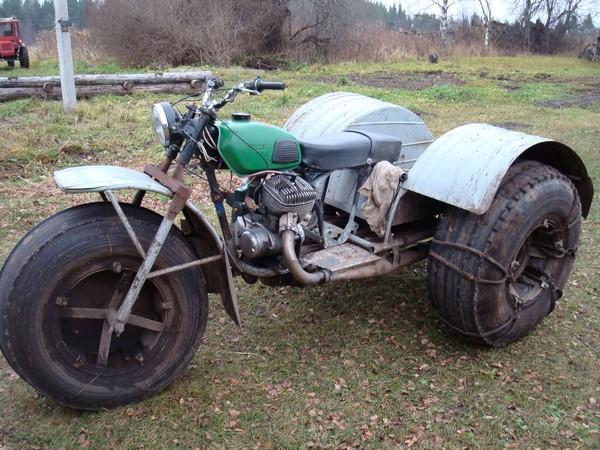 フォトギャラリーのオートバイからスノーモービル - 写真5.