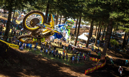CAREER-BEST 4TH FOR HILL ON RM-Z450 AT WASHOUGAL