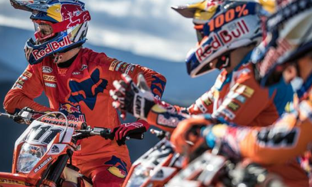 KTM READY TO RACE 2018 RED BULL ROMANIACS
