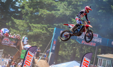 Geico Honda Washougal Race Report