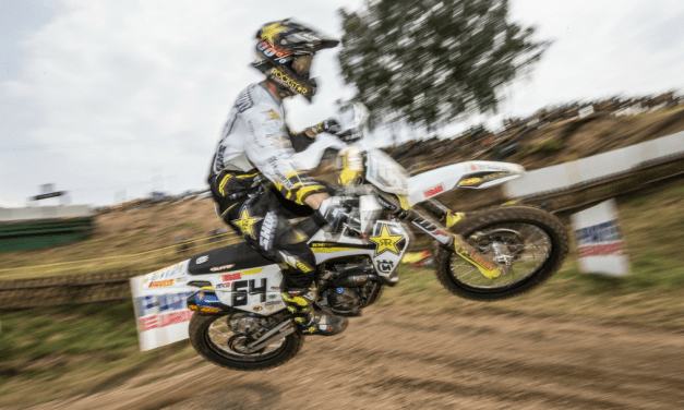 THOMAS COVINGTON RETURNS TO THE MX2 PODIUM IN THE CZECH REPUBLIC