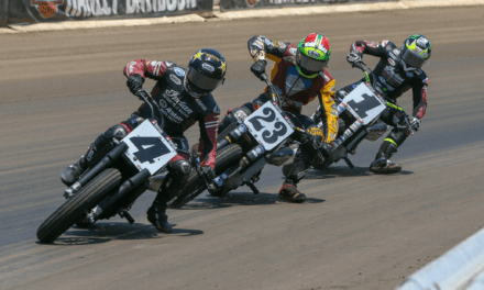 Jared Mees Looks to Clinch AFT Twins Title at this Weekend's 100th Springfield Mile