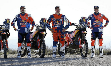 RED BULL KTM FACTORY RACING HEAD TO CHILE TO RACE 2018 ATACAMA RALLY