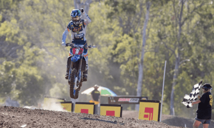 Ferris claims Thor MX1 championship with Gladstone sweep