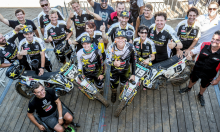 DOUBLE PODIUM FOR ROCKSTAR ENERGY HUSQVARNA MX2 RIDERS IN BELGIUM