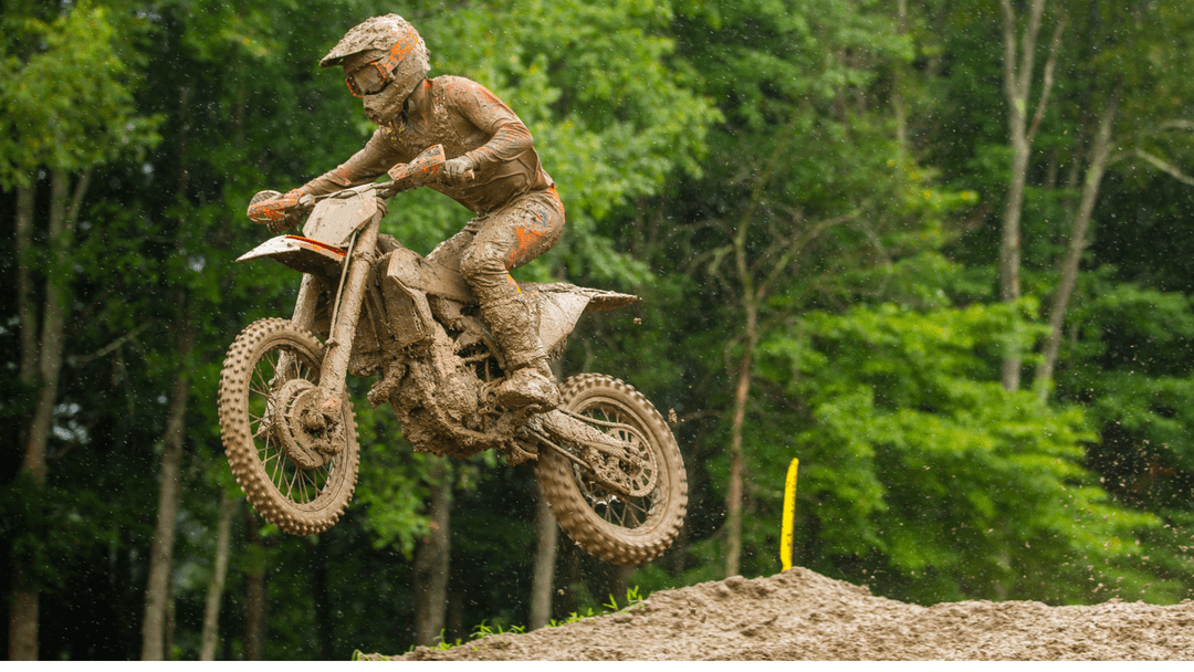 Baggett Navigates the Mud to 5th, Bloss 6th at Unadilla MX | TeamRMATVMC-KTM-WPS Race Report