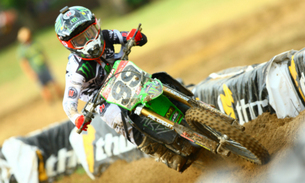ANOTHER SUCCESSFUL YEAR AT LORETTA LYNN'S FOR KAWASAKI TEAM GREEN™