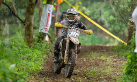 KR4/Husqvarna Team Report: Grassman National Enduro