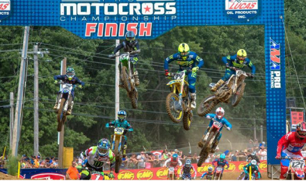 TOP-10 FOR AUTOTRADER YOSHIMURA SUZUKI AT BUDDS CREEK