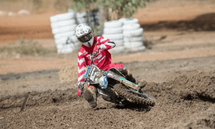 Challenging Weekend for DPH Husqvarna