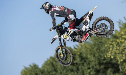 THOMAS KJER-OLSEN SECURES THIRD IN THE 2018 MX2 WORLD CHAMPIONSHIP