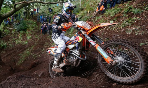 VICTORY FOR GARCIA AT HAWKSTONE PARK