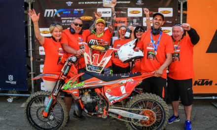 Anderson Crowned EMX300 presented by FMF Racing Champion While Kras wins in Italy