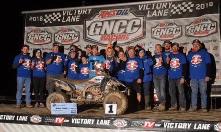 Walker Fowler Earns Fourth GNCC ATV National Championship