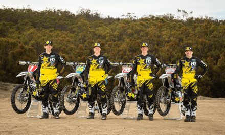 ROCKSTAR ENERGY HUSQVARNA FACTORY RACING 2019 OFFROAD TEAM ANNOUNCED