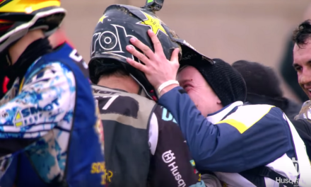 Billy Bolt Wins 2018 WESS Championship | Husqvarna Motorcycles