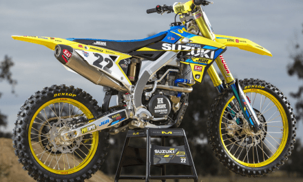 JGRMX/Yoshimura/Suzuki Factory Racing Announces 2019 Supercross Team